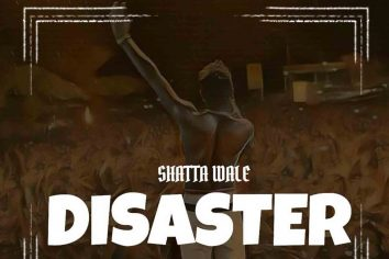 Audio: Disaster by Shatta Wale