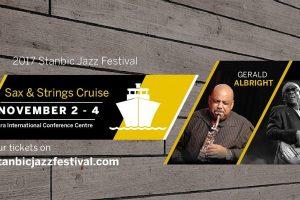 Gerald Albright & Richard Bona set for Stanbic Jazz Festival 2017