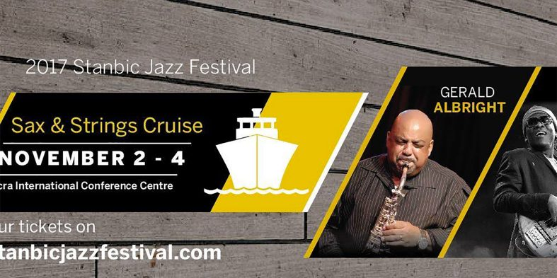 Gerald Albright & Richard Bona set for Stanbic Jazz Festival 2017