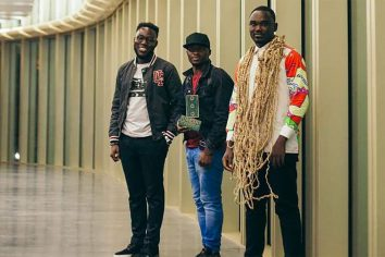 Ghanaian music artists win award @ Urban Film Fesitval in Paris