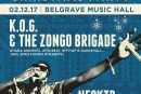 K.O.G. & The Zongo Brigade to perform in Leeds