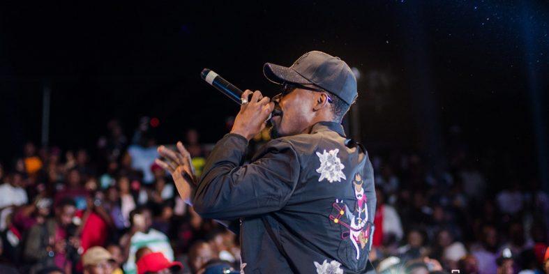 E.L, Edem, Joey B & others thrill fans at BAR 4 concert