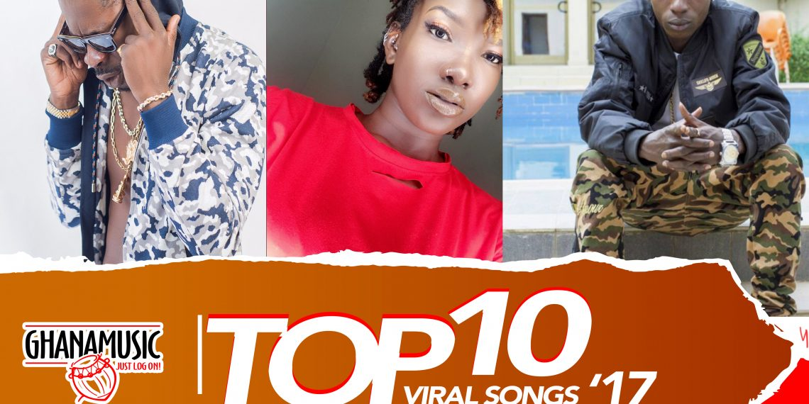 Here is our Top 10 viral songs of 2017