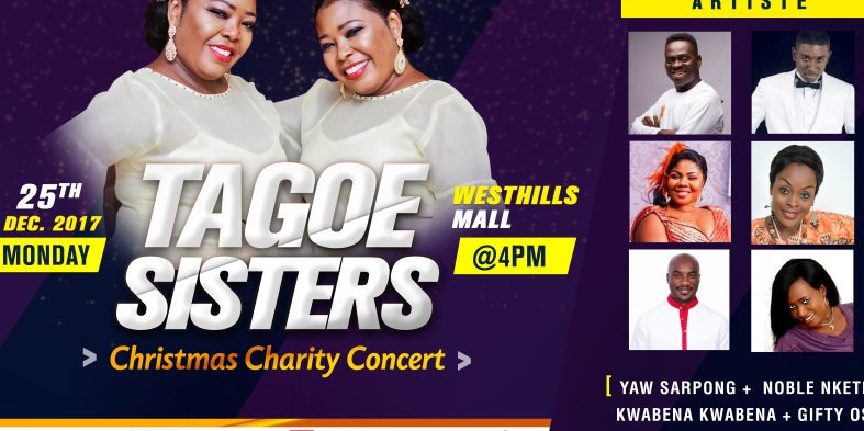 Tagoe Sisters concert to support School for the Deaf