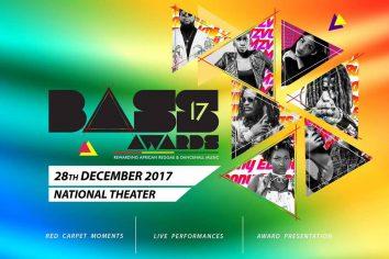 Stonebwoy, MzVee lead 2017 Bass Awards nominations