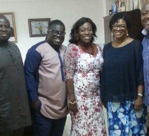 MUSIGA Presidential Grand Ball board meets Minister