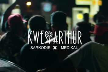 Video: Grind Day remix by Kwesi Arthur feat. Sarkodie & Medikal