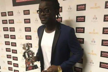 Meet the best UMA African artist for 2017 – Jupitar