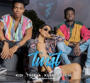 Audio: Twist by KiDi, Tneeya & Kuami Eugene