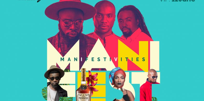 Hennessy Artistry presents the fifth edition of Manifestivities