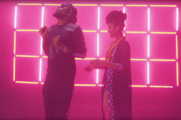 Video Premiere: Sing My Name by MzVee feat. Patoranking