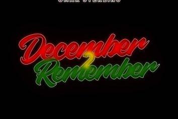 Audio: December 2 Remember by Omar Sterling