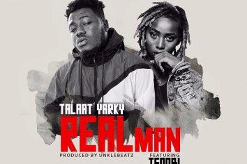 Audio: Real Man by Talaat Yarky feat. Tsoobi