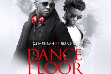DJ Mensah to drop two new songs on Friday