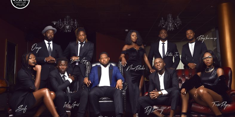 Black Avenue Muzik; the fast rising African record label from Ghana