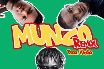 Audio: Munzo Remix by AYAT feat. Fareed & Hawaya