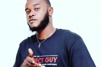 Oluwa Mic says a 'Prayer' for his fans