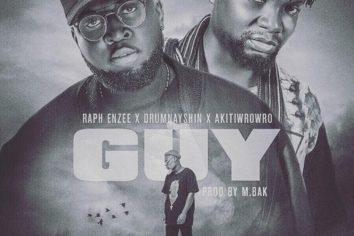 Audio: Guy by Raph Enzee feat. Akiti Wrowro & Drumnayshin