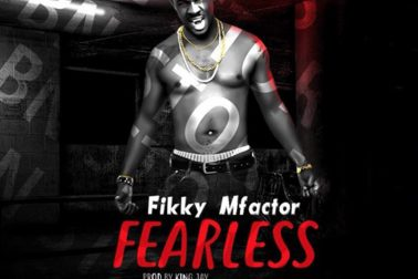 Audio: Fearless by Fikky Mfactor