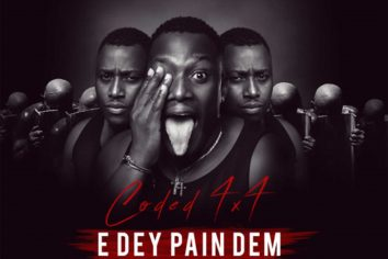 Audio: Edey Pain Dem by Coded (4×4)