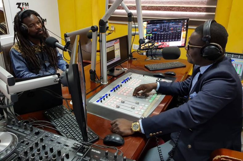 Let's support successive Governments – Rocky Dawuni