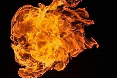 Audio: Flames pt. 2 by Lykay
