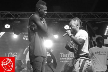 Video: Keche performed Next level at Untamed Concert