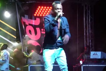 Video: Maccasio's performance at the Untamed Energy Concert