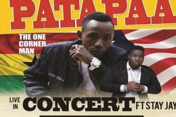 Patapaa to headline a 3 day concert in Liberia