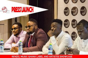 Video: Renzel Music Record Label Launch and Artistes Showcase