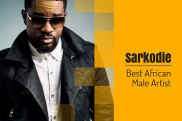 Encore as Sarkodie is nominated for another award