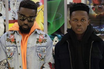 Sarkodie and Strongman spit fire in their new rap songs