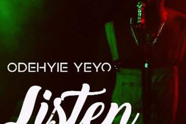 Audio: Listen by Odehyie Yeyo
