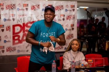 Medikal's Disturbation Album signing makes Top 100 Events of 2017