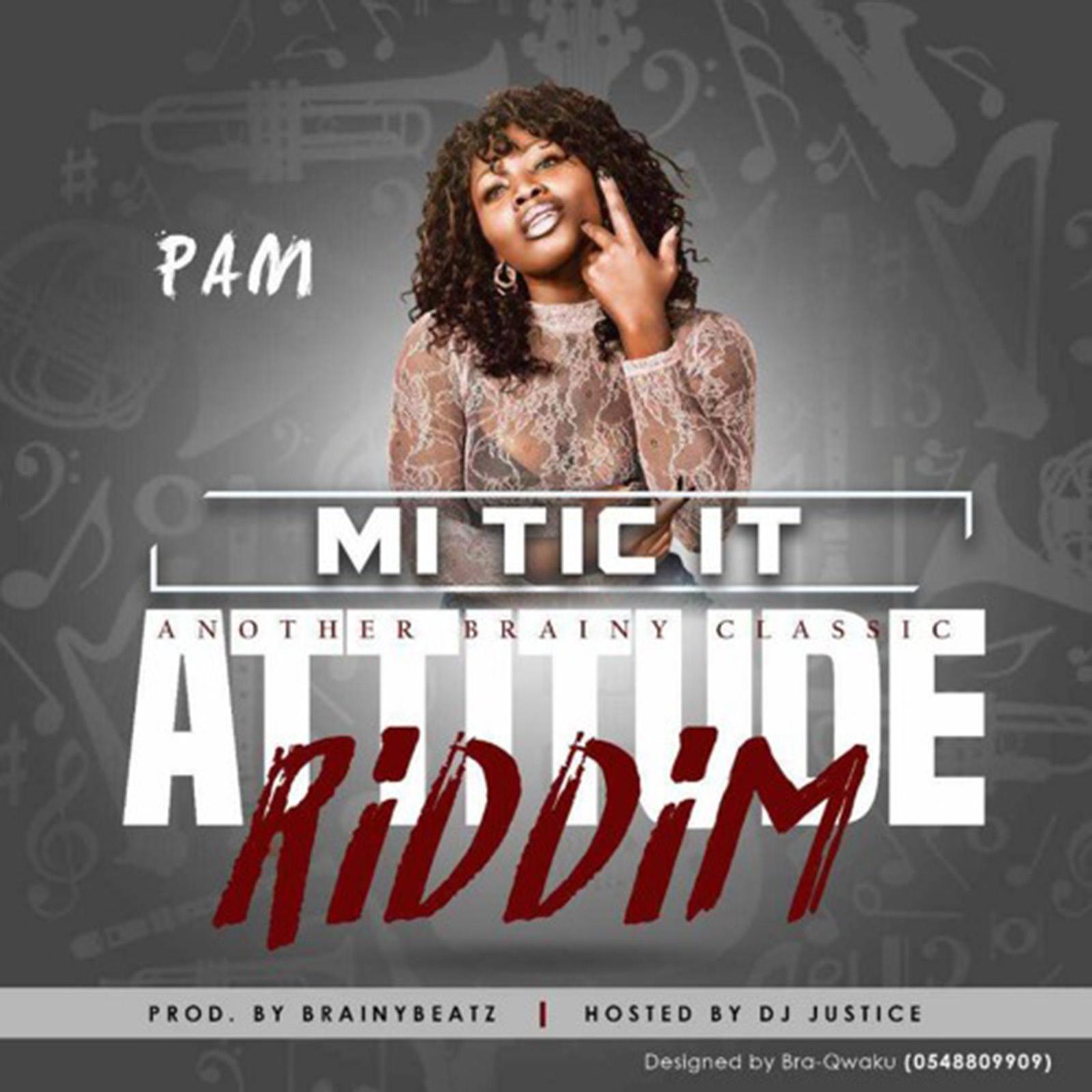 Mi Tic It (Attitude Riddim) by Pam