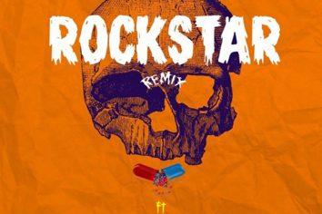 Audio: Rockstar Remix by Cliff Gainz feat. Ojo, Kobby Kieta, BRYAN THE MENSAH & SUPA GAETA