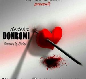 Audio: Donkomi by Dedeba