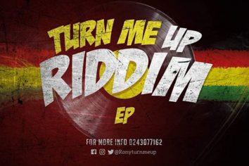 Producer Rony Turn Me Up drops new riddim EP