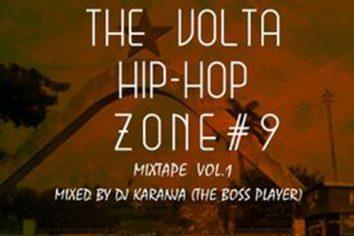 Audio: Volta Hip Hop Zone by  DJ Karanja