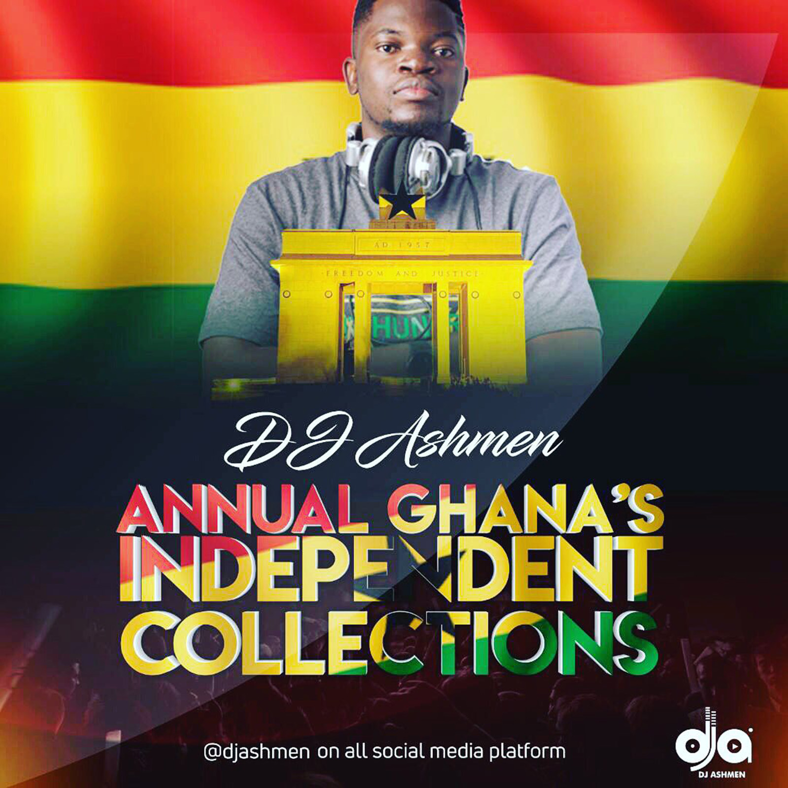 Annual Independence Collection By DJ Ashmen