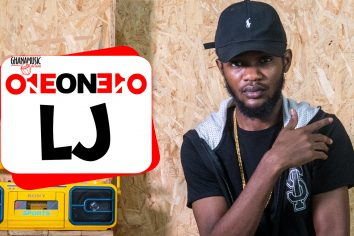 1 On 1: Rappers are scared of me – Lyrical Joe (LJ)
