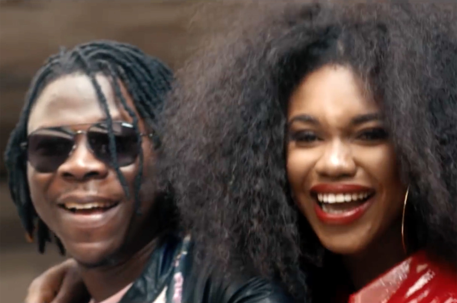 With You by Becca feat. Stonebwoy