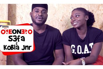 1 On 1: We didn't file for VGMAs; we didn't want to win all – Kobla Jnr & S3fa
