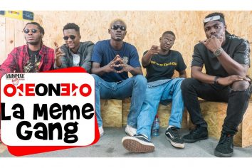 1 on 1: We don't stand on retweets to perform – La Même Gang