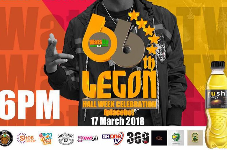 Legon to celebrate 66th Hall Week with WatsUp TV