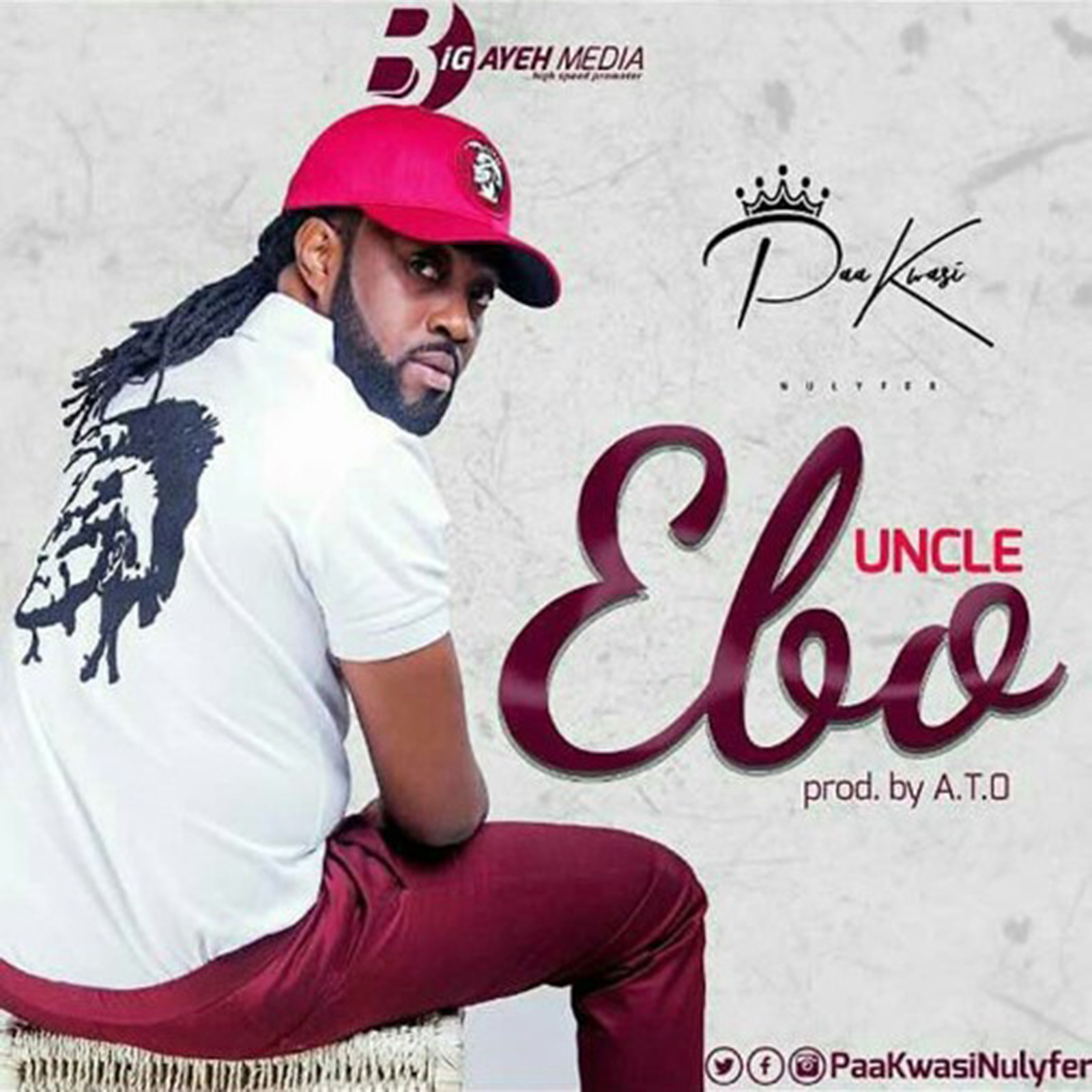Uncle Ebo by Paa Kwasi