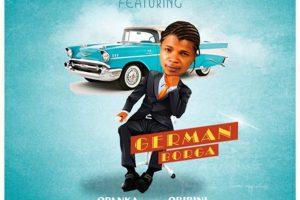 Audio: German Borga by Dhizy feat. Opanka & Obibini