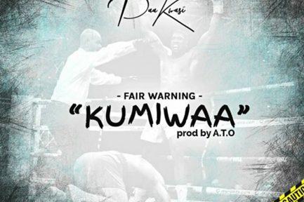 Audio: Kumiwaa (Kumi Guitar Diss) by Paa Kwasi