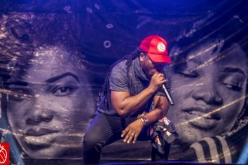 Video: Edem, Keche and Epixode celebrated the late Ebony Reigns