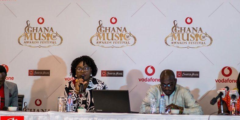 VGMA nominees jam; Destination Cape Coast!